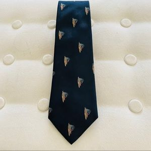 Vintage Liberty of London Fly Fishing Tie